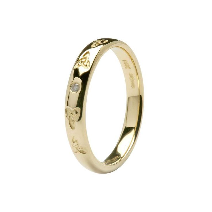 1000 Images About Celtic Wedding Rings On Pinterest