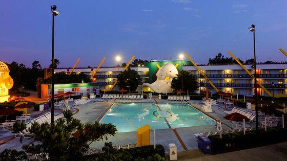 Movies Under The Stars | Walt Disney World Resort