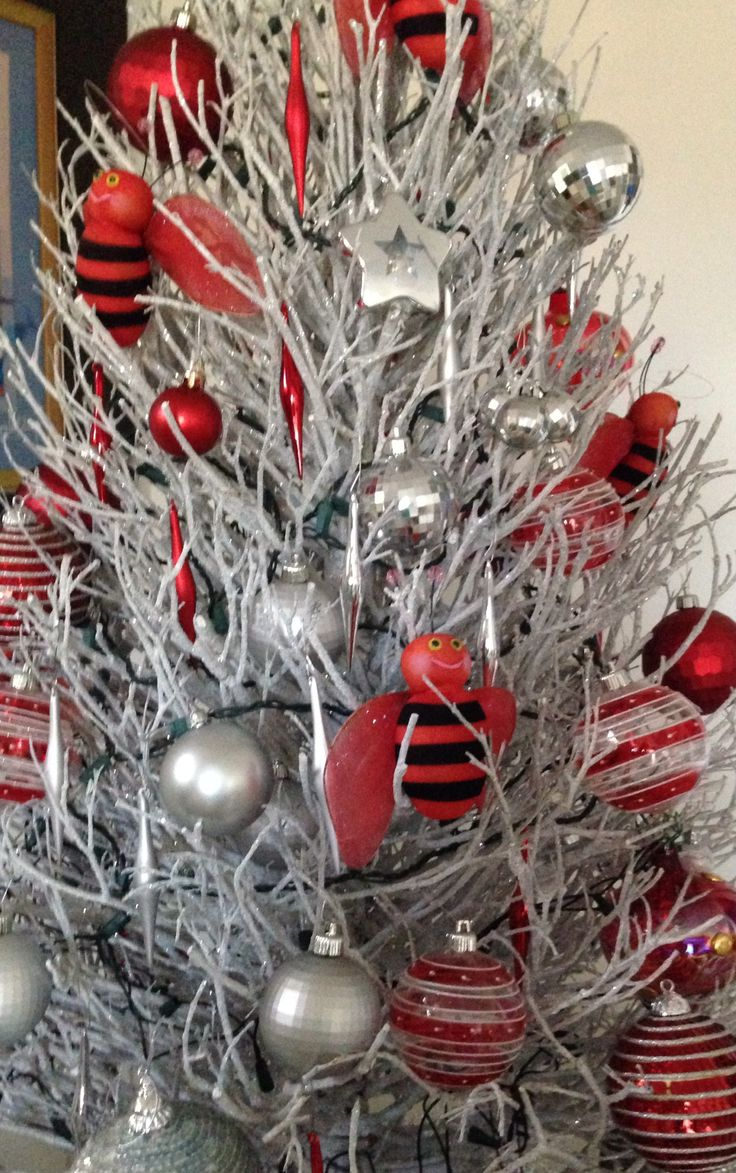 Navidad on pinterest - Decoracion bolas navidenas ...