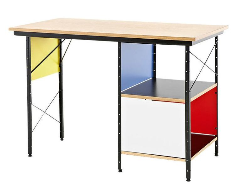 Herman Miller Nelson Swag Leg Desk At Smart Furniture