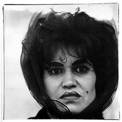 "katstan: """"Puerto Rican woman with a beauty mark, 1965"" - Diane Arbus """