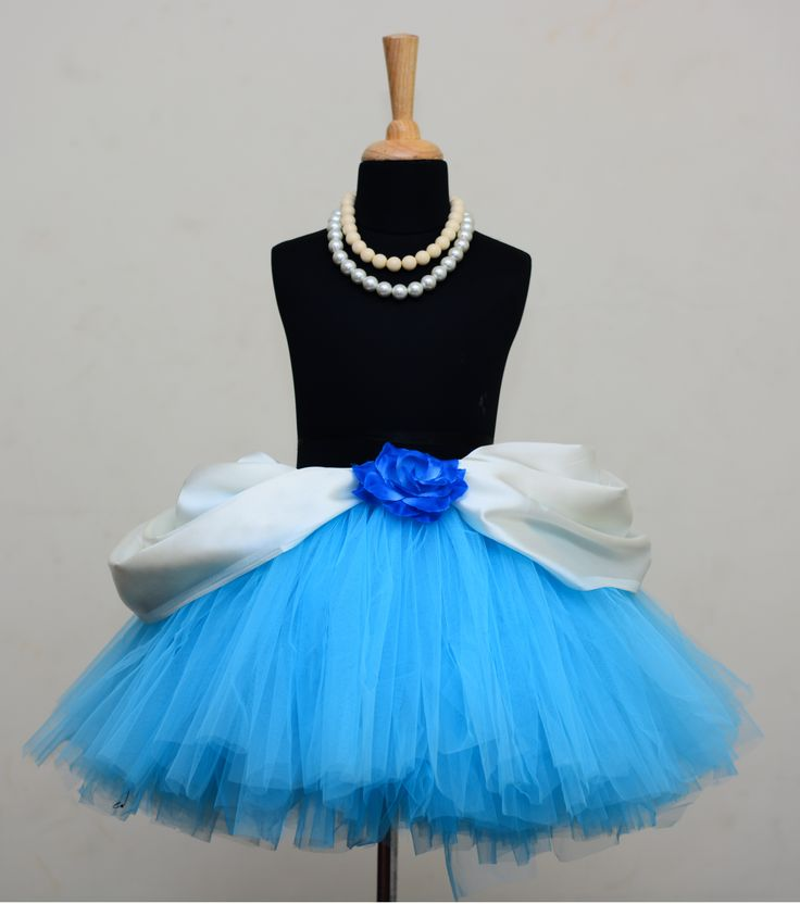 Cinderella Tutu Skirt. #babygirls #stylemylo #onlineshopping #tutu #kidsfashion #kids #partywear #designearwear