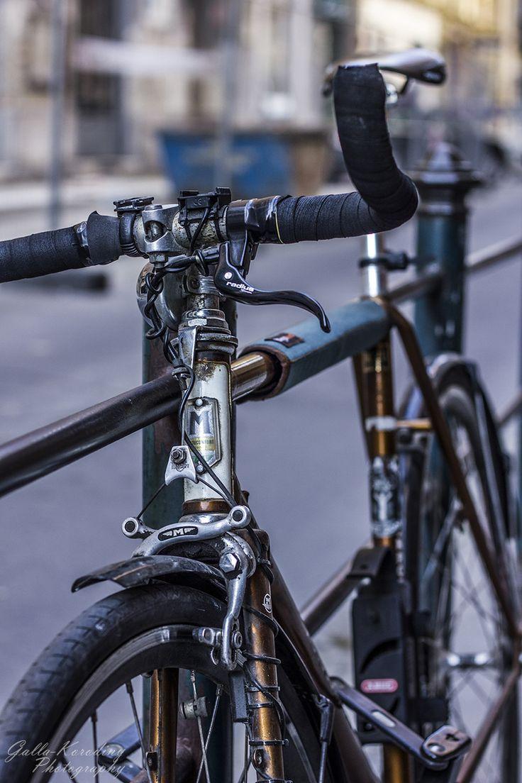 Bike in Molnár street 2