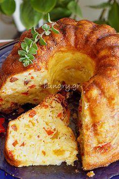 Τυροπιτα σε Φορμα. με Φυλλο Κρουστας.