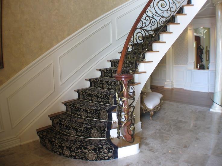 Best 19 Best Stair Runners Images On Pinterest Carpet Design 640 x 480