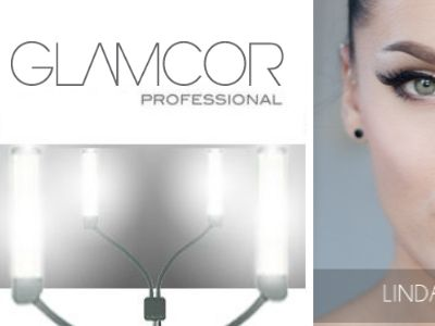 Linda Hallbergs recension av Glamcor sminklampa ( Glamcor Classic Elite Kit 2.0) Kan köpas på www.revoltbeauty.se