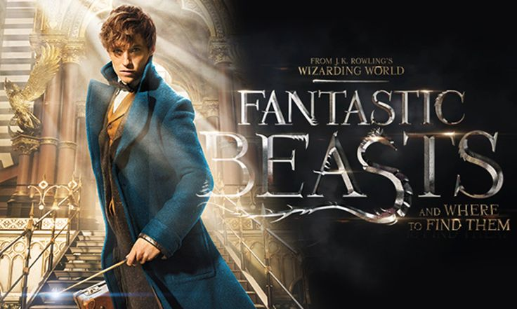 #newreview: Kids love HARRY POTTER, but is JK Rowling's latest okay for your youngsters? Read my review: http://yourfamilyexpert.com/fantastic-beasts-find-family-movie-review/