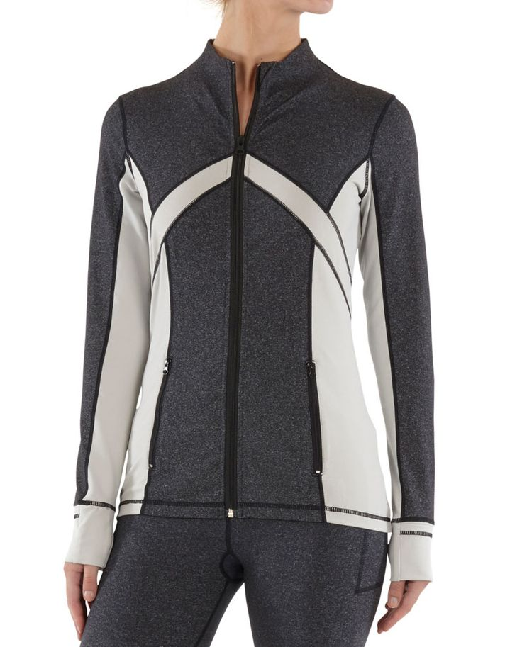 Torpe Jacket / Grey  www.talbotavenue.com