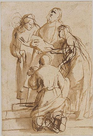 The Presentation in the Temple Peter Paul Rubens