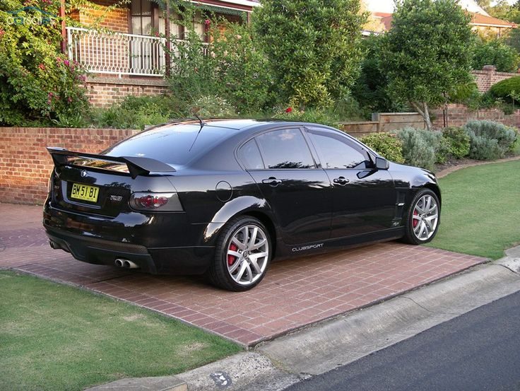 2008 Holden Special Vehicles Clubsport E Series R8 MY09 Sports Automatic