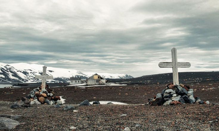 Deception Island. Graves at Whalers Bay. South Shetland Islands. Explore. Travel. Remember. History. Adelaide. InDaily.