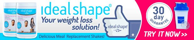 Join the Ideal Shape Affiliate Program!   The Program  Commission: 20%  Cookie: 60 days  Average Sale: $100  Product data feed available  Database of creatives  Two tier $5.00 affiliate referrals: Invite your website-owning and blogging friends to join IdealShape's affiliate program and earn $5 for each friend who's approved (accepting health & fitness, nutrition, weight loss, mommy bloggers)  Do a review on product: $10 bonus for initial rev