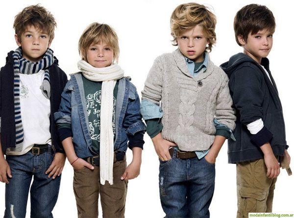 Cute kids in cute outfits