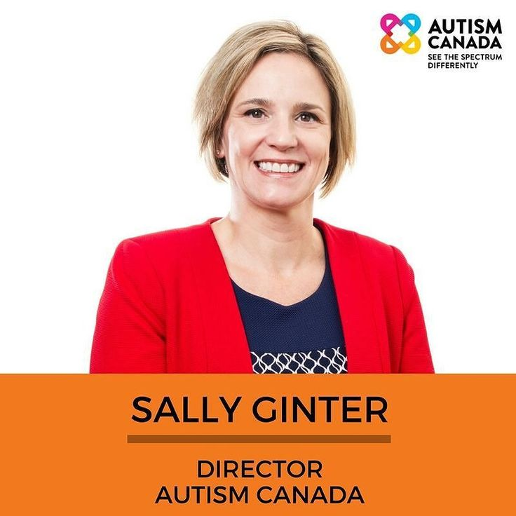 #MeetTheTeam Sally is also a member of Autism Canada's Governance and Nomination Committee.