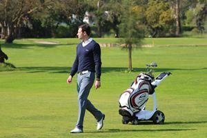 How it works | X9 Follow Remote Golf Trolley | Electric Golf Trolleys | Powered Golf Trolley