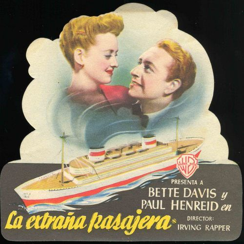 1000+ images about Bette Davis in NOW VOYAGER on Pinterest ...
