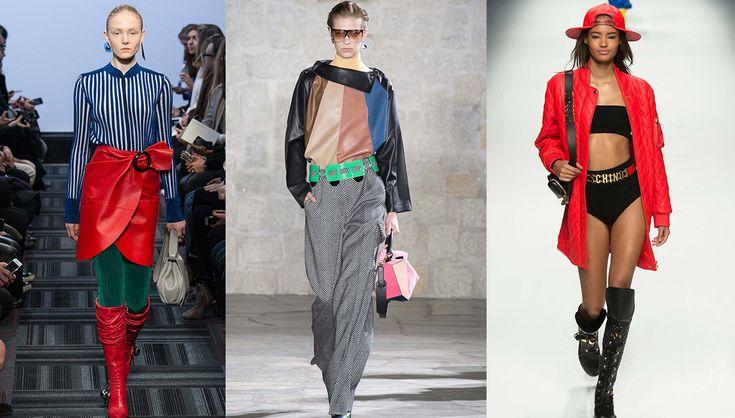 Les 20 tendances mode de la saison automne-hiver 2015-2016 | Vogue