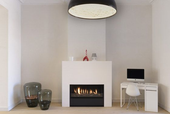 Unique MF 1050-40 GHE 1S by Metalfire | Ventless gas fires