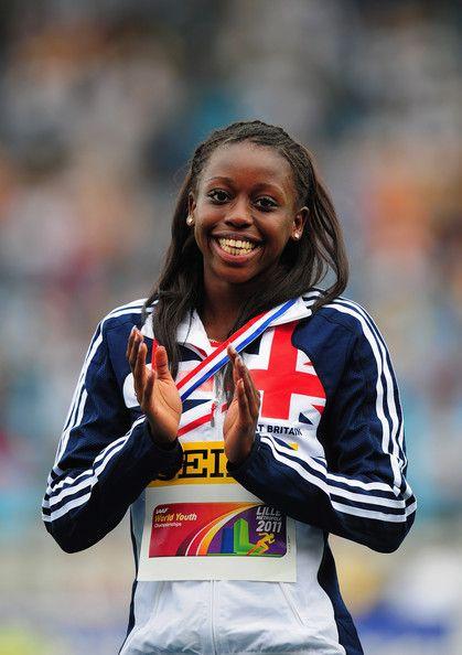 Desiree Henry - 100 metres.