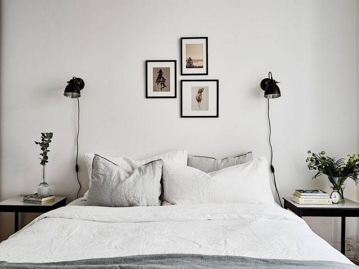 25 beste idee n over eenvoudige slaapkamers op pinterest witte slaapkamer witte slaapkamer - Volwassen design slaapkamer ...