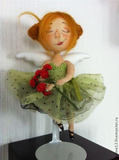 Коллекционные куклы ручной работы. Ярмарка Мастеров - ручная работа Оксанина премьера. Handmade.