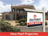 General Information on the Paarl Area in the Western Cape as well as some details of the local property market.