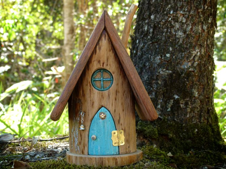 235 best smallhavens fairy creations images on pinterest for Wooden fairy doors that open