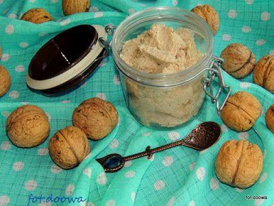 Moje Małe Czarowanie: Pasta - krem z orzechów włoskich