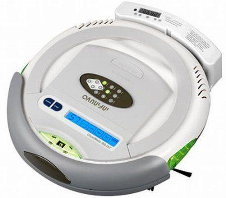obsweep hair robotic vacuum cleaner