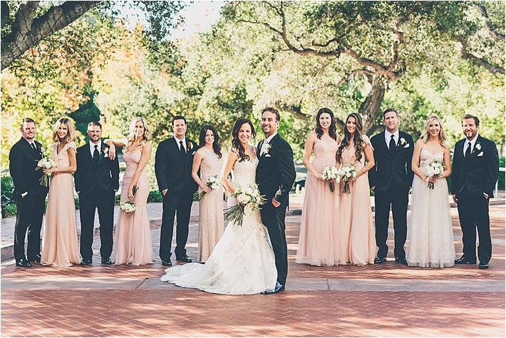 Elegant And Clic Pink Wedding In San Francisco Photography Weddings Pictures