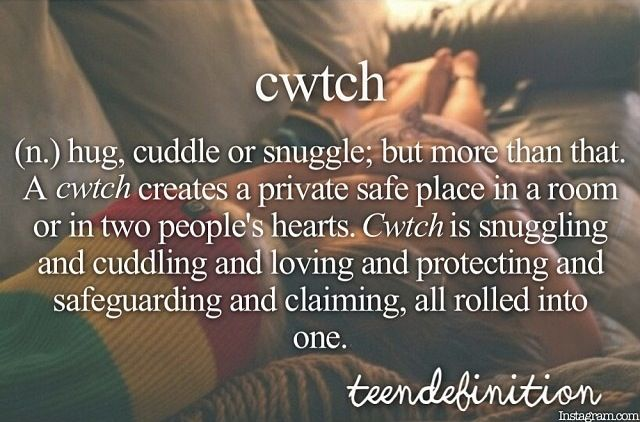 The best Welsh word ever:)                                                                                                                                                     More