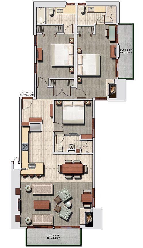 17 migliori idee su planimetrie di case su pinterest for Case layout planimetrie