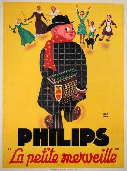 Philips ~ Ber Ray (Bernard Raymond)
