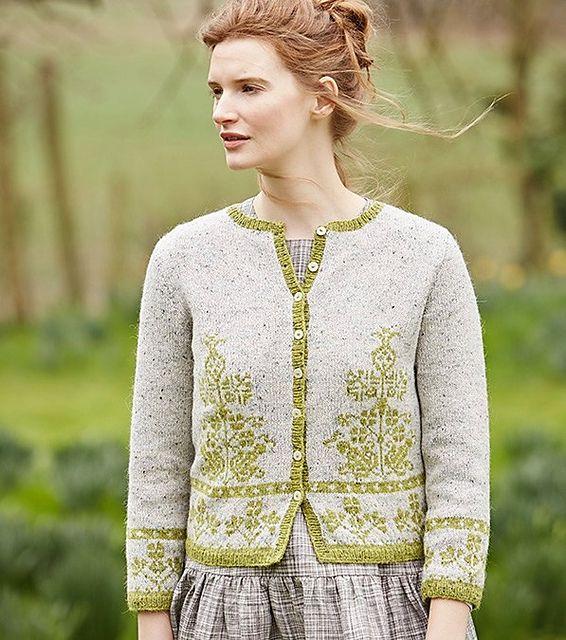 Ravelry: Amaryllis pattern by Marie Wallin