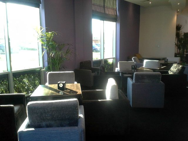 The sun is beaming in today in the Carlton's pre-function area http://www.carltonhotelblanchardstown.com/