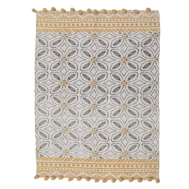 Cotton Rug - Carpets - Rugs - FABRIC ITEMS - inart
