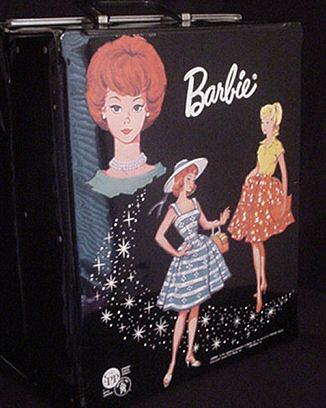My mom had this case for her Barbie Dolls.