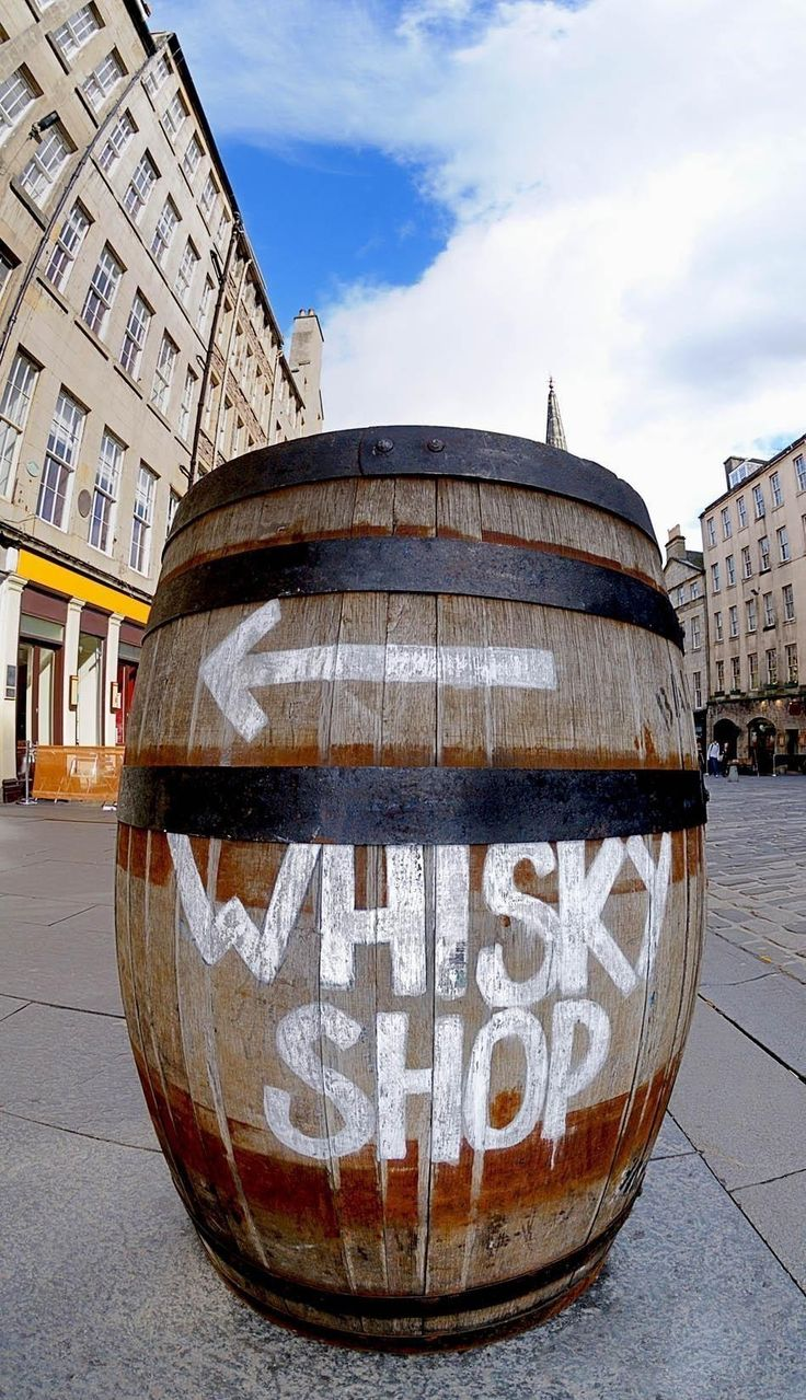The Scotch Whiskey Experience in Edinburgh   Top 10 Tourist Attractions in Scotland