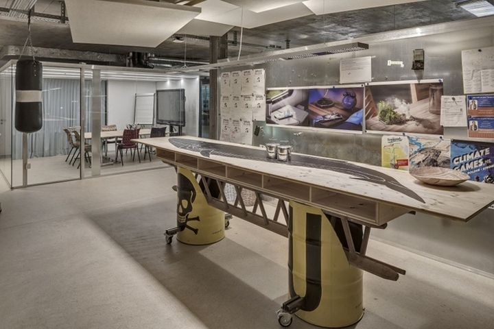 Greenpeace Office by Offconsult AG, Zurich – Switzerland » Retail Design Blog