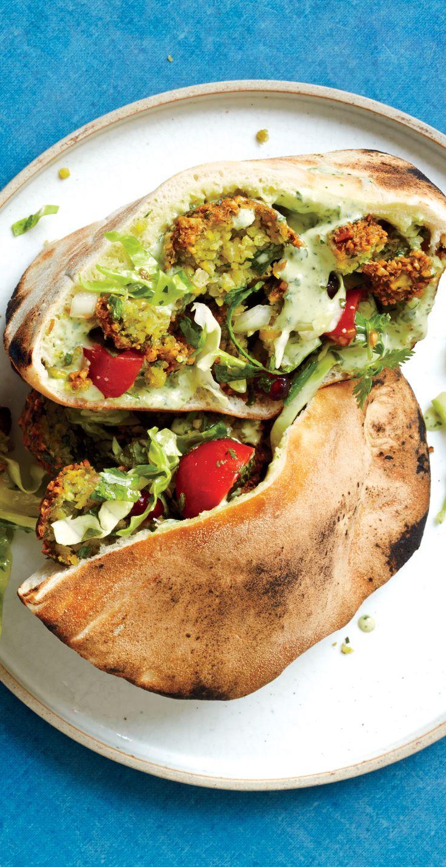 Blue apron falafel - 25 Best Ideas About Falafel Pita On Pinterest Is Pita Bread Healthy Pita Bread Ingredients And Pita Bread Recipes