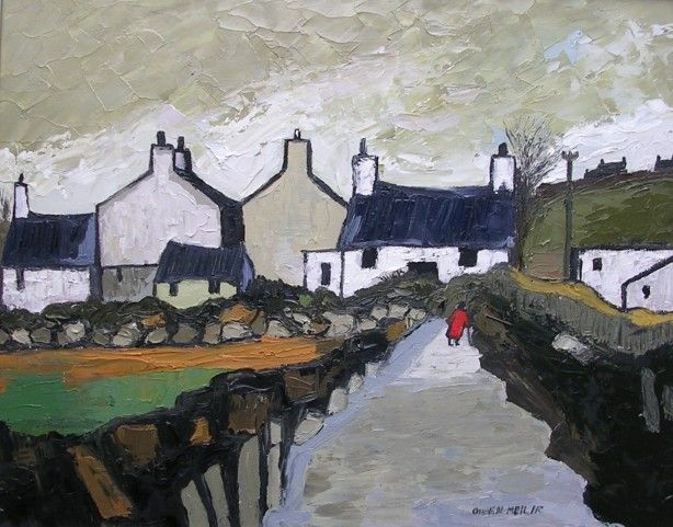 Oriel Ger y Fenai Welsh Art Gallery, Picture Framing featuring Welsh Artists - Kyffin Williams, Wilf Roberts, William Selwyn