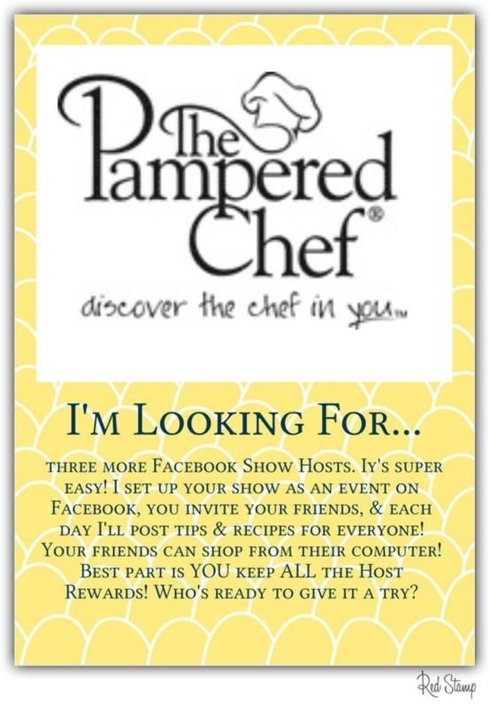 100 best images about pampered chef on pinterest facebook campers and host a party. Black Bedroom Furniture Sets. Home Design Ideas