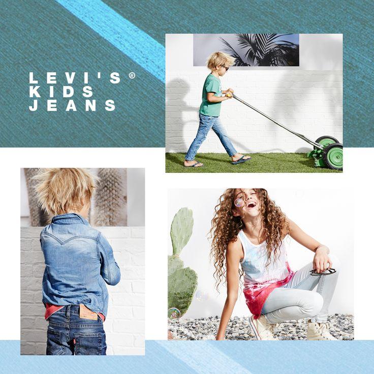 #jeansshop #onlinestore #online #store #levis #liveinlevis #ss15 #springsummer15 #kids #kidscollection #denim
