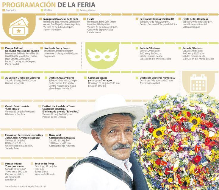 Medellín estrena este año la Plaza de las Flores