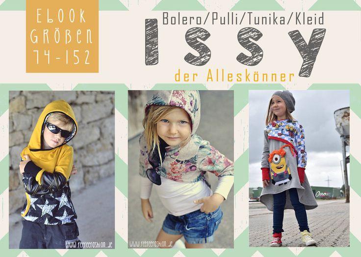 E-Book Bolero/Pulli/Kleid Issy von FeeFee auf DaWanda.com