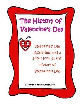 history of valentine