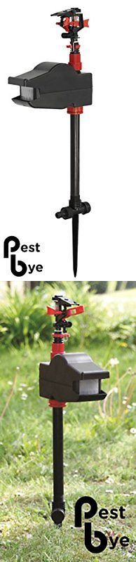 Ultrasonic Pest Repellers 181035: Pestbye Powerful Outdoor Motion Activated Sprinkler Jet Spray Animal Repeller -> BUY IT NOW ONLY: $34.65 on eBay!