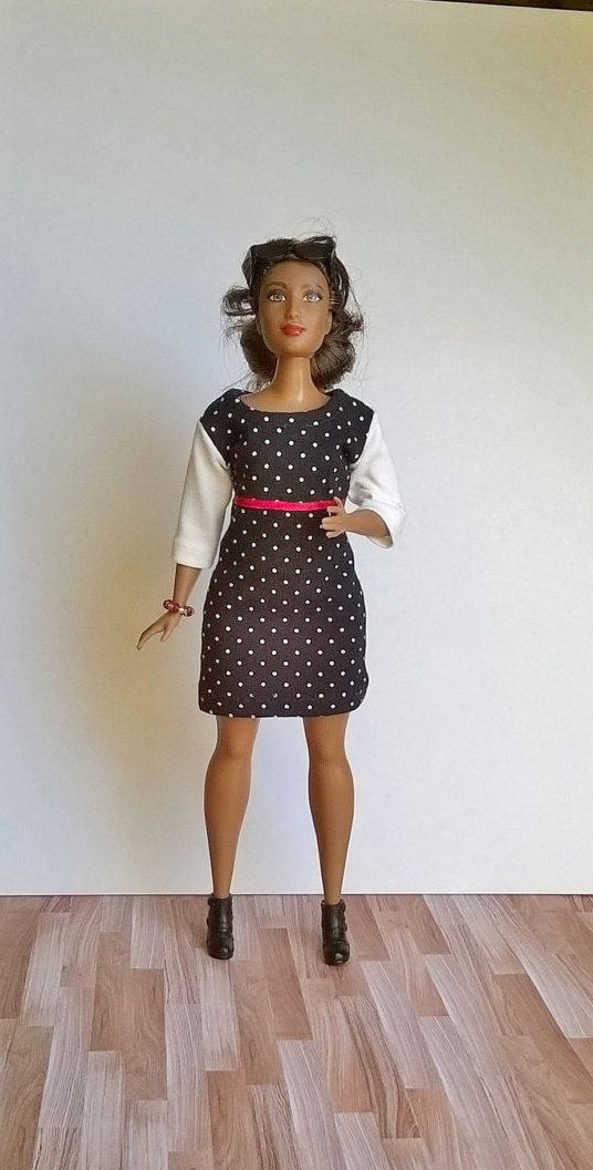 25 best ideas about barbie kleider auf pinterest. Black Bedroom Furniture Sets. Home Design Ideas