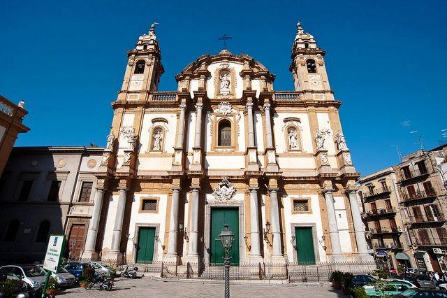 san domenico church palermo