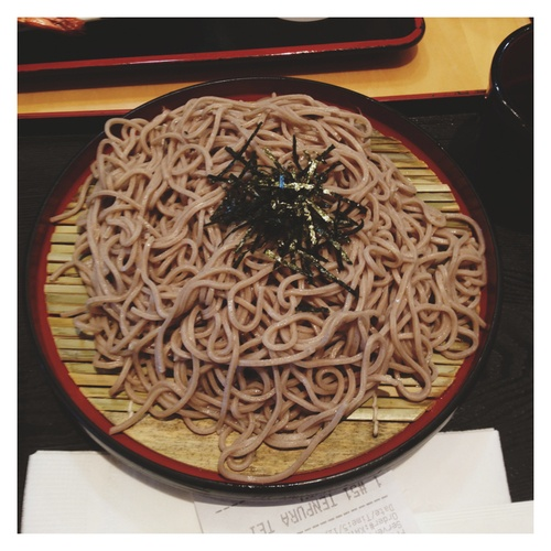 how to cook soba noodles japanese